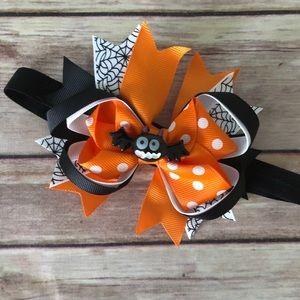 Other - Girls Halloween Bow Headband